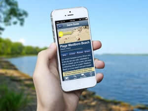 Swim Guide App