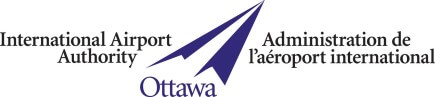 International Airport Authority Ottawa Logo bilingual