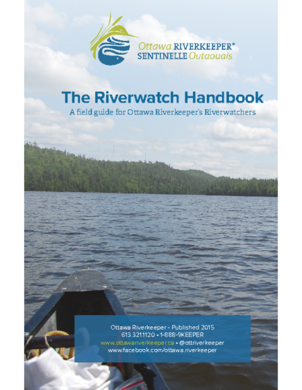 Riverwatch Handbook