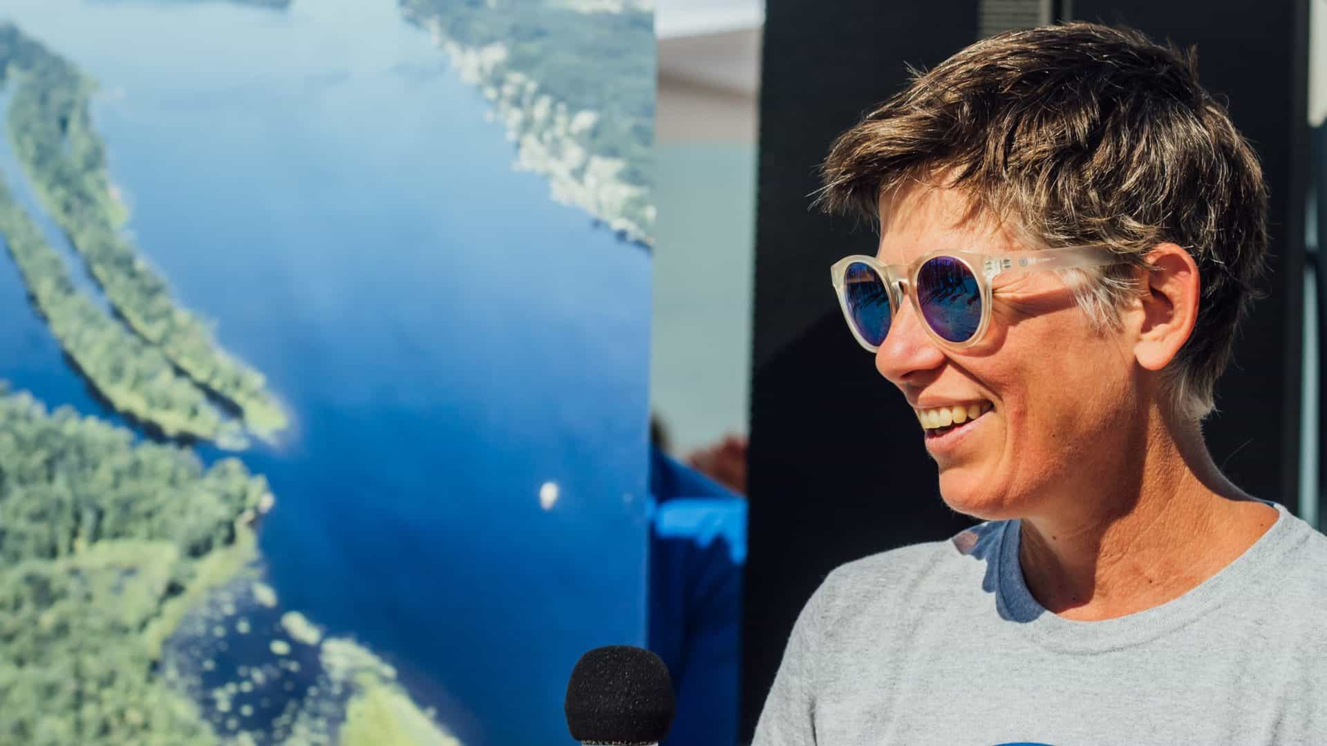 PRESS RELEASE: Meredith Brown to step down as Riverkeeper