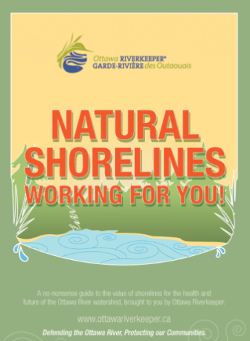 Natural Shorelines Working for You