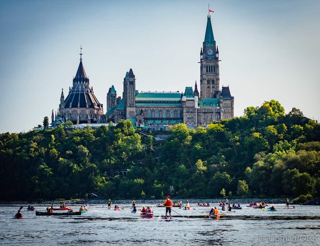 Federal government tables report on Ottawa River Watershed: what does it mean and what's next?