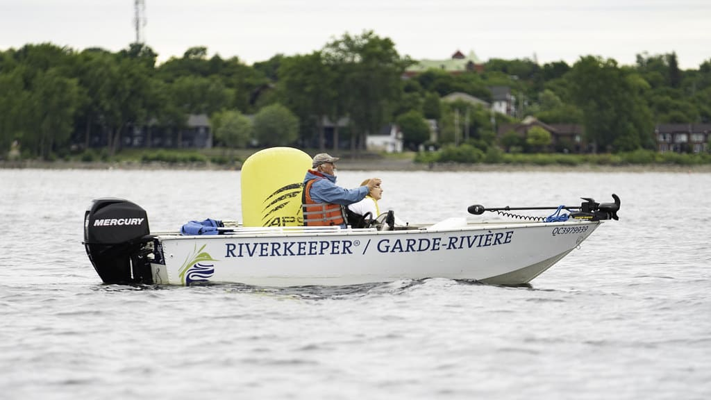 What makes a Riverkeeper?