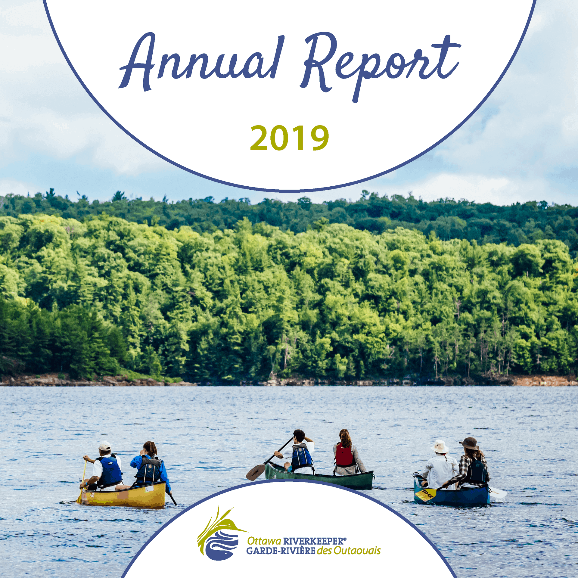 Our 2019 Annual Report is now available!