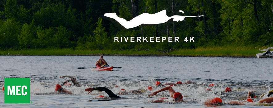 The Ottawa Riverkeeper Swim (all distances) has been cancelled  