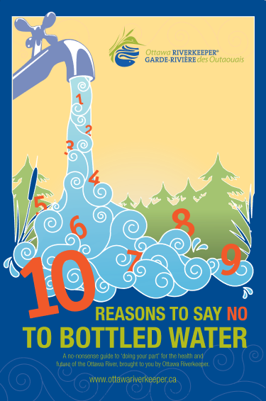 10 Reasons to Say No to Bottled Water