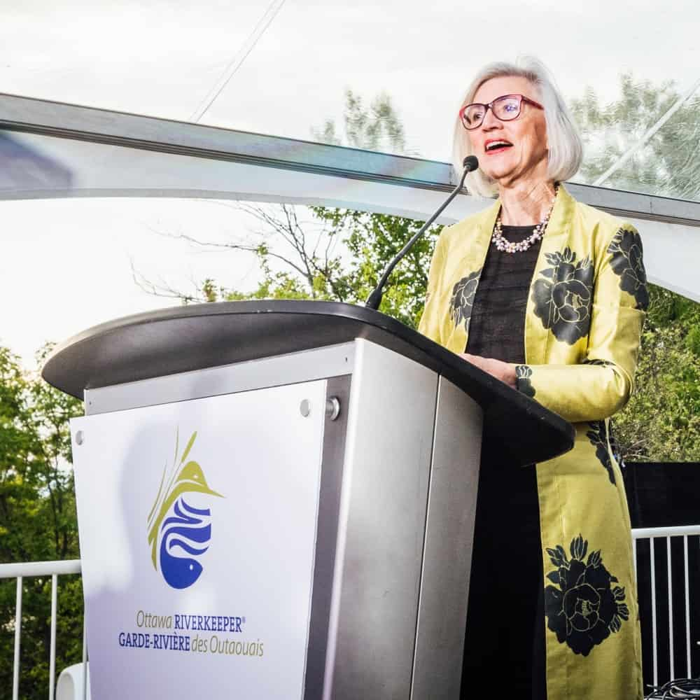 La très honorable Beverley McLachlin