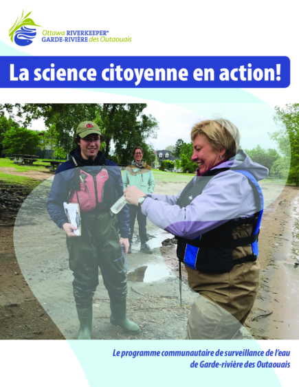 La science citoyenne en action!