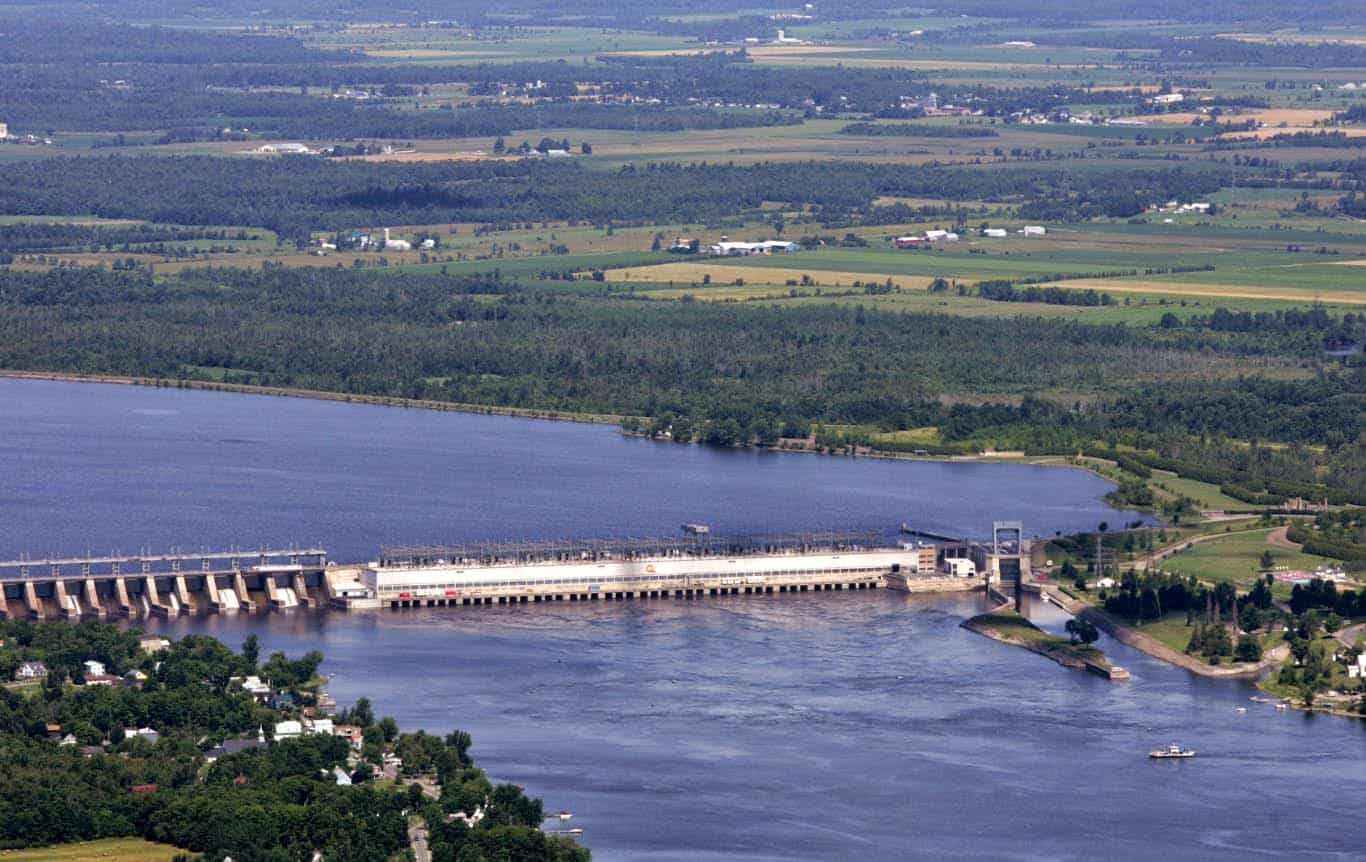FAQs on the Carillon Dam and the American eel